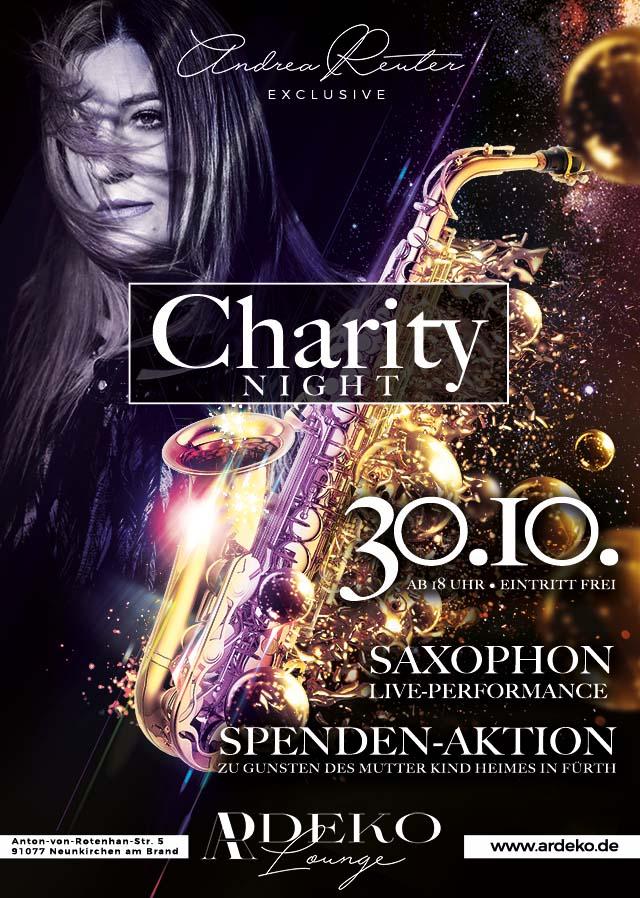 ardeko charity night 2021